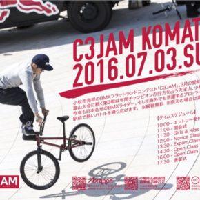 7/3 - C3 JAM Komatsu