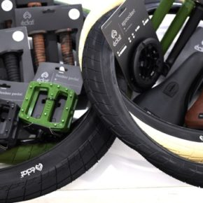 ECLAT BMX Parts入荷