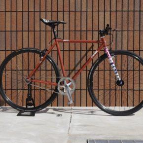 Cinelli TUTTO Custom Bike