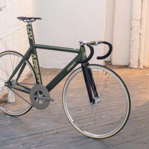 AFFINITY CYCLES kissena frame set